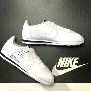 """NIKE CORTEZ CLASSIC """"I LOVE TO RUN"""" NATHAN BELL."""